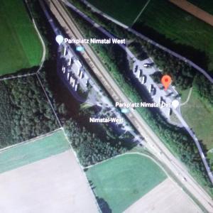 Autobahnparkplatz Nimstal Ost / West