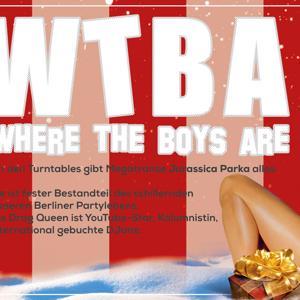 WTBA XMAS Clubbing mit Jurassica Parka